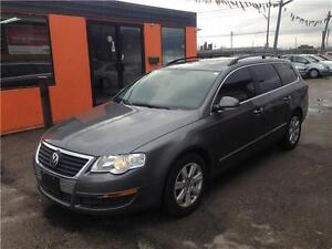 2007 Volkswagen Passat Wagon****FULLY LOADED***ONLY 115KMS London Ontario image 4