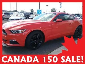 2015 Ford Mustang Premium **LEATHER-ECOBOOST**