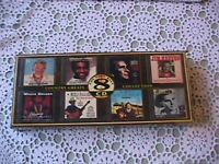 Boxed SeT COUNTRY GREATS 8 cd's