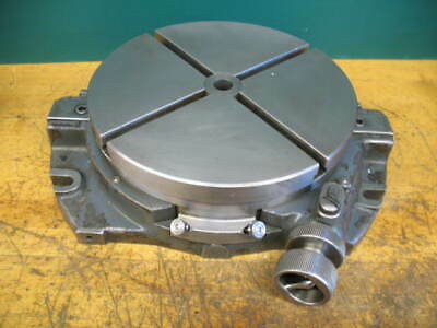 Moore Jig Grinder Borer 10 Low Profile Rotary Table Wquick Position Feature