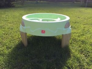 Water Table - Step 2