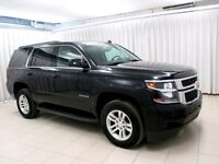 2015 Chevrolet Tahoe LS 4x4 5.3L 8PASS SUV w/ LEATHER