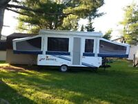 Jayco 12 ft Tent Trailer