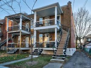 Amazing, fully renovated apartment in Ahuntsic-Carterviille!