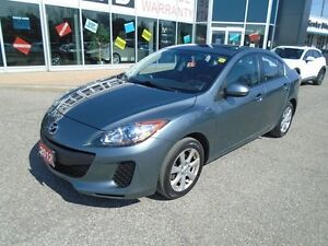 2012 Mazda Mazda3 **HEATED SEATS & CRUISE** GS SKYACTIV