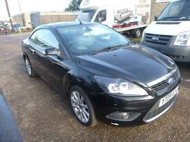 FORD FOCUS CC3 2.0 - YT09ATV - DIRECT FROM INS CO