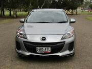2013 Mazda 3 BL10F2 MY13 Neo Activematic Silver 5 Speed Sports Automatic Sedan Murray Bridge Murray Bridge Area Preview