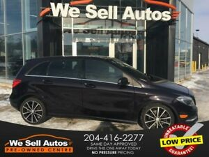 2014 Mercedes-Benz B-Class *B 250 *LEATHER *PANO ROOF