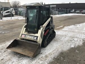 2013 TEREX PT30 SKID STEER LOADER