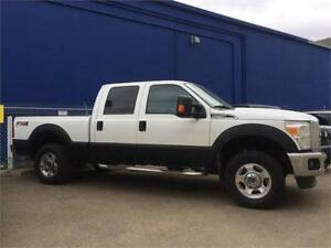 2015 Ford F-250 SuperDuty FX4 Package | Work Truck Special
