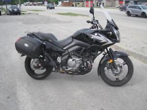 Clean Preowned 2011 Suzuki V Strom 650 ABS