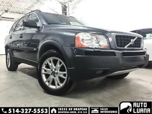 2006 Volvo XC90 AWD/7 PLACES/MAGS/TOIT/CUIRE/SENSOR/TRES PROPRE