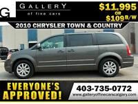 2010 Chrysler Town & Country $109 BI-WEEKLY APPLY NOW DRIVE NOW