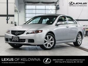 2005 Acura TSX 5 SPD at