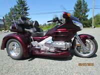Goldwing GL1800 2007 TRIKE 35,000 KM. For Sale by Owner.