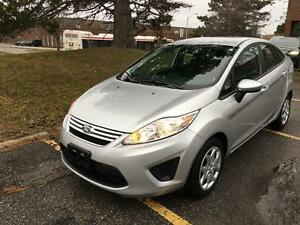 2013 FORD FIESTA SE, VERY LOW KM, CERTIFIED