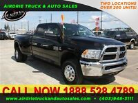 2015 Ram 3500 SLT Crew Cab Long Box 4X4 Diesel Dually