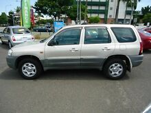 2002 Mazda Tribute Limited Traveller Gold 4 Speed Automatic Wagon Dutton Park Brisbane South West Preview