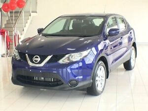 2017 Nissan Qashqai J11 ST Blue 1 Speed Constant Variable Wagon Southport Gold Coast City Preview