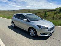 Ford, FOCUS, Hatchback, 2017, Manual, 1499 (cc), 5 doors