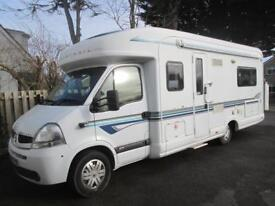 2007 AUTOTRAIL MIAMI 740D 4 BERTH, REAR FIXED BED, AUTOMATIC MOTORHOME FOR SALE