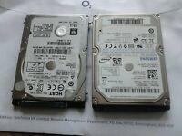 two sata hard drives