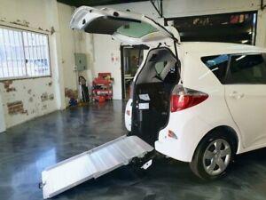 2010 Toyota Ractis White Perth Perth City Area Preview