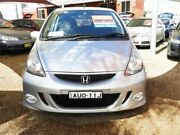 2005 Honda Jazz GD MY05 VTi-S Silver 7 Speed Constant Variable Hatchback Minchinbury Blacktown Area Preview