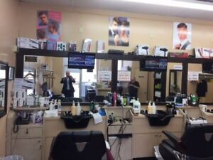 Barber Shop for Sale .. Prime Location .. Super Low Lease
