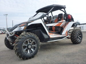 2013 Arctic Cat Wildcat Limited 1000 CC 4x4 Side by Side