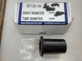Cutlass bearing 25mm 34mm, unused