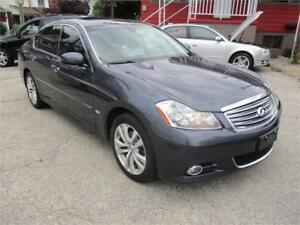 2009 INFINITI M35X LEATHER ROOF CLEAN CARPROOF