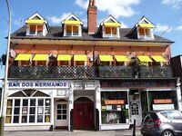 SUPERVISOR REQUIRED FOR BAR DOS HEERMANOS, CLARENDON PARK