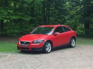 Volvo C30, 2009,  109 000km, automatique, excellente condition