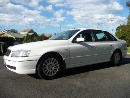 2003 Ford Fairlane VERY LONG REGO & LOW KMs... STUNNING