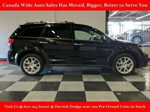 2016 Dodge Journey AWD, R/T, Leather, 3rd Row Seating