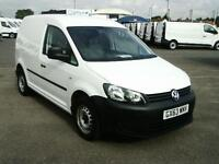 Volkswagen Caddy C20 1.6 Tdi 75Ps Startline Van DIESEL MANUAL WHITE (2013)