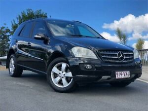 2005 Mercedes-Benz ML500 W164 Luxury Black 7 Speed Sports Automatic Wagon Chevallum Maroochydore Area Preview