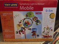Tiny Love Symphony Light & Motion Mobile