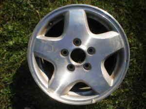 """Honda 15"""" Aluminum Alloy Wheel Rim"""