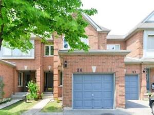 Checkout This Beautiful Townhouse For Sale In Central Erin Mills