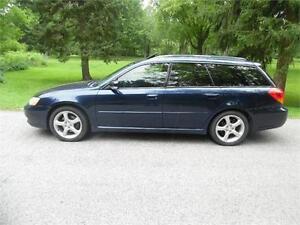 2007 Subaru Legacy 2.5i w/Touring Pkg Ice cold Air,AWD $3250