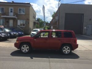 Jeep Patriot  2010 Sport 4 CYLINDRES  *** GARANTIE 12 MOIS ***
