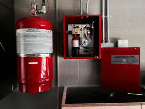 Kitchen Fire Suppression System Services - CALL HERE FIRST