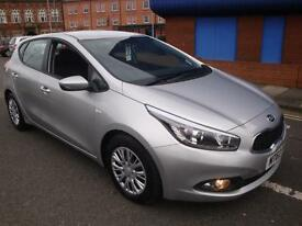 62 KIA CEED CRDI 5 DOOR DIESEL £20 A YEAR ROAD TAX