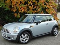 2010 10 MINI HATCH ONE 1.4 ONE 3D