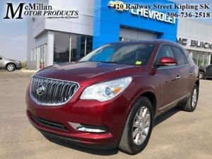2017 Buick Enclave Leather  - Heated Seats