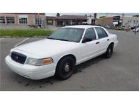 2010 Ford Crown Victoria Police Pack