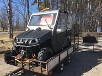 2006 Yamaha Rhino 4x4 side by side Great Deal!