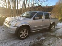 2006 Isuzu Rodeo Denver 3.0 Td 4x4 Doublecab Years Mot